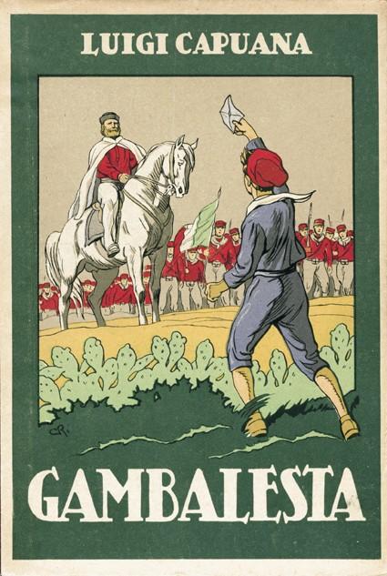 copertina Capuana