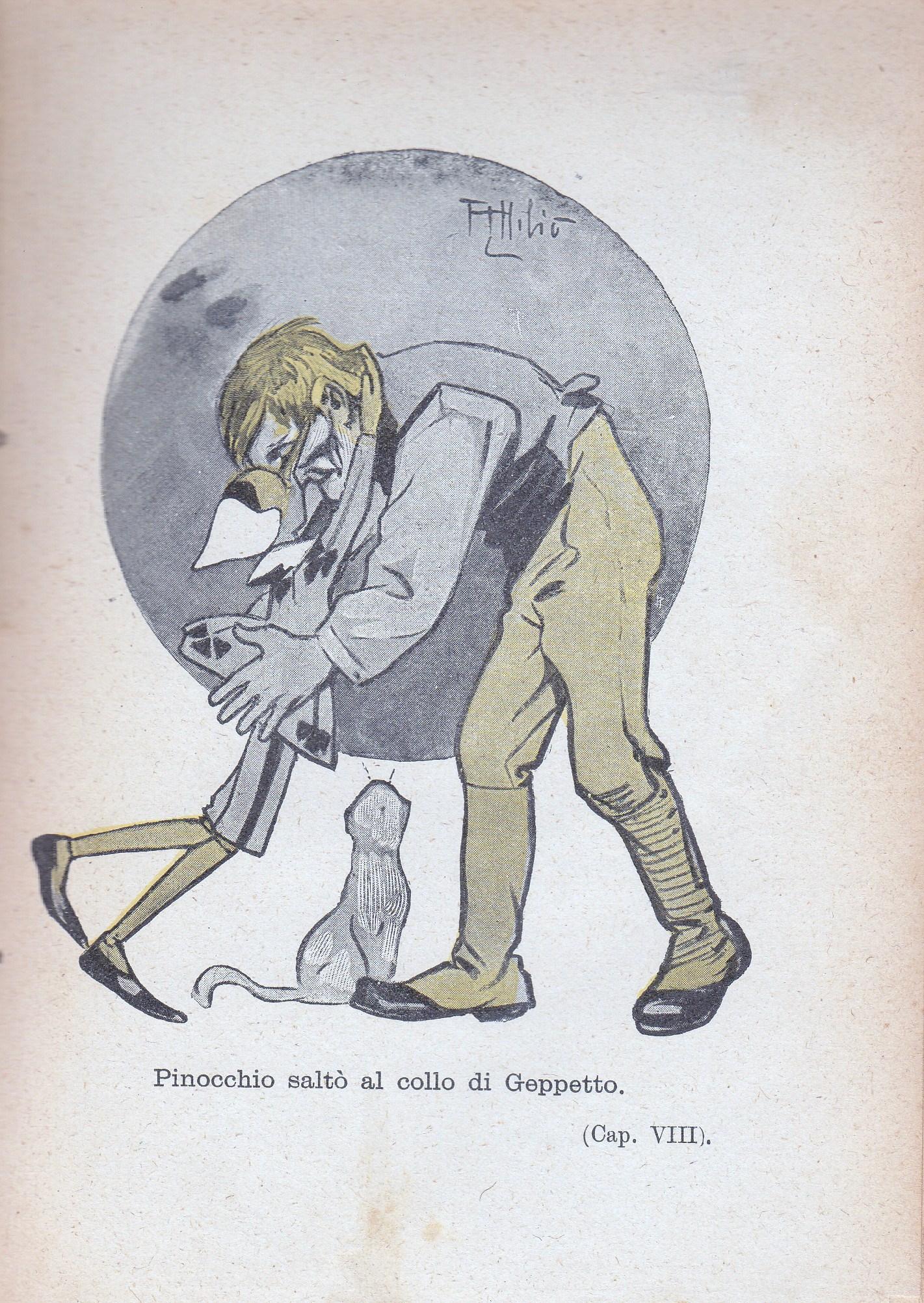 F4 Pinocchio