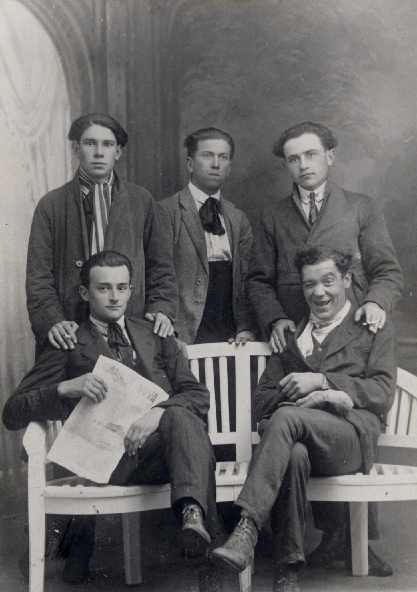 Anarchici modenesi nel 1920