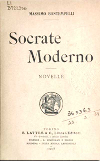 Socrate-moderno