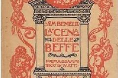 LA-CENA-DELLE-BEFFE-POEMA-DRAMMATICO-IV-ATTI-di-Sem-Benelli-1927-Treves-331890125982-500x710
