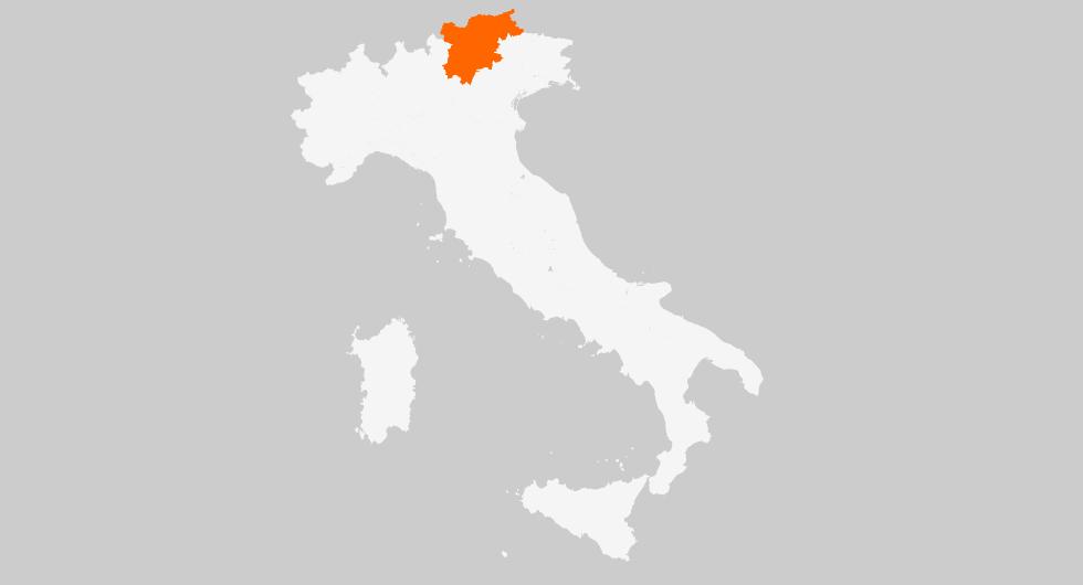 TrentinoAlto Adige jItaly